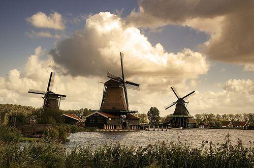 Holanda, um dos lugares mais completos do mundo.