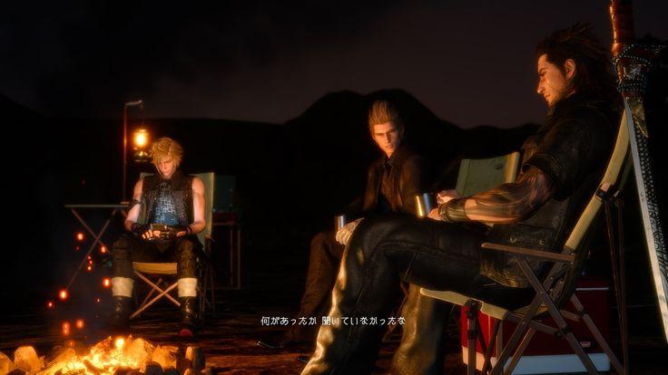 Final Fantasy XV Updates: Booster Pack, Power Ranger Suits, Episode Gladiolus DLC Date