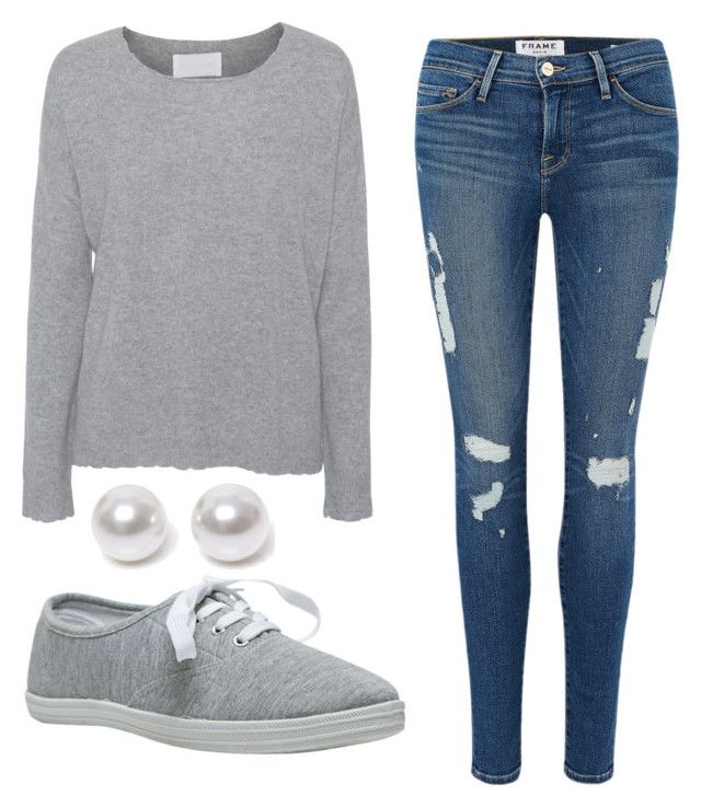 summer/spring by tayken3 on Polyvore featuring polyvore moda style Zadig & Voltaire Frame Denim Wet Seal Nouv-Elle fashion clothing