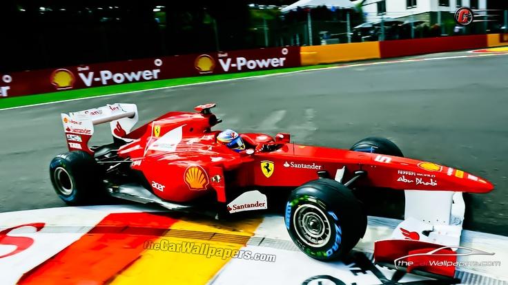 Alonso!