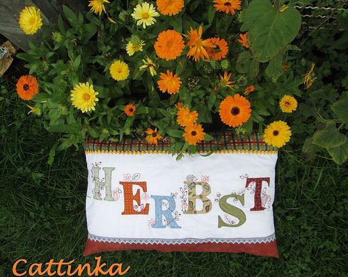 Kissen Herbst | Flickr - Photo Sharing!