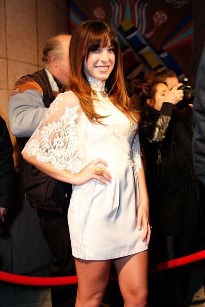 Les 5 plus beaux looks de #MarieMai: Gala de l' #ADISQ11. Photo: Mélika.