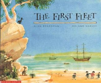 Australian History First Fleet & Surviving Sydney Cove Lapbook and Unit Study. Australian Studies.