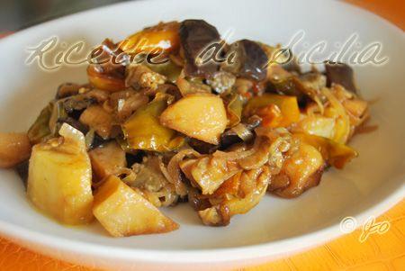 Canazzo di Melanzane, un piatto vegetariano dal gusto morbido e ricco. Cucinatene in abbondanza perché è irresistibile!
