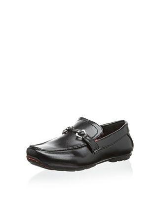 53% OFF Joseph Allen Kid's Jean Slip-On Shoe (Black)