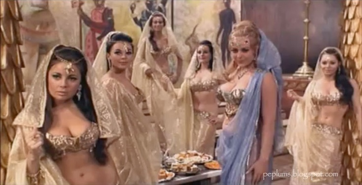 Carry On Up The Khyber Cleopatra And Her Court In 2019