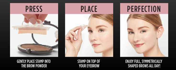 End all your eyebrow troubles today with this Eyebrow Stamp. The Eye Brow Stamp is the Hottest & Latest trend in the market - especially in United States. I