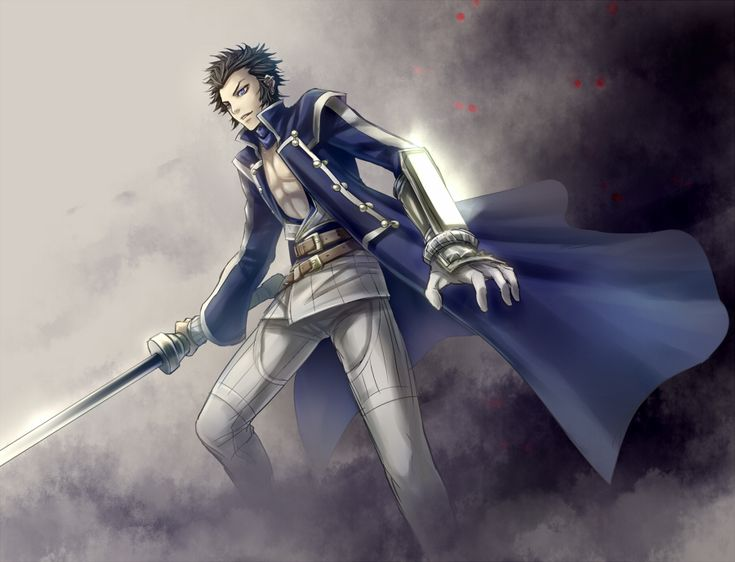 Shin Megami Tensei IV - Walter
