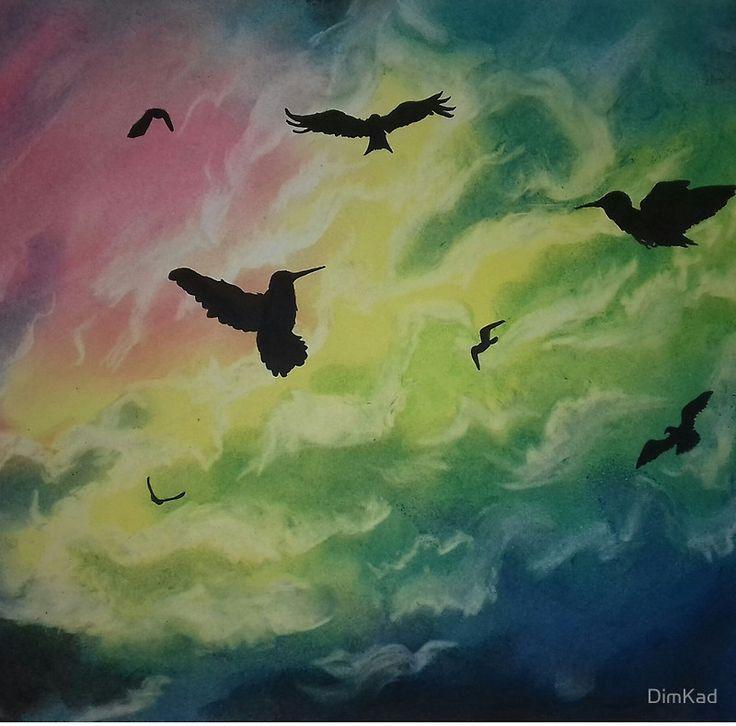 Heaven Of Birds