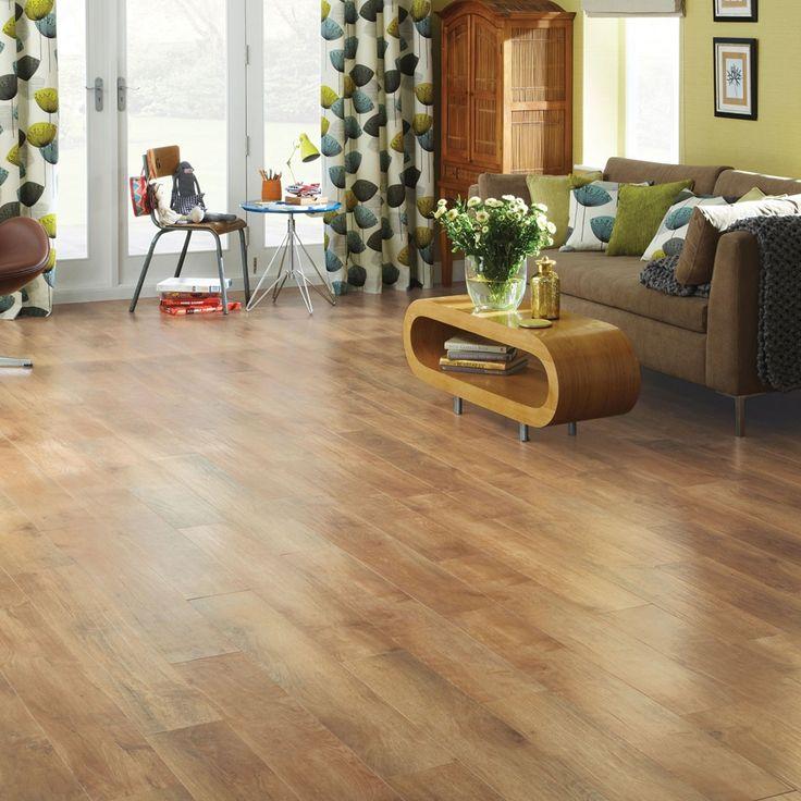 Luxury Vinyl Flooring in Spring Oak from the Art Select Karndean Range: RL01