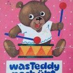 Bilderbuch: Was Teddy noch übt