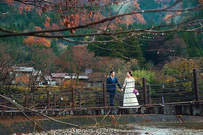 Shirakawago, Japan pre-wedding | Alice and Kent | Armadale Weddings | Wedding Gallery in Malaysia