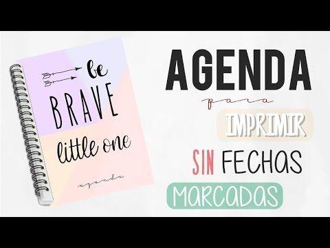 Cómo crear tu propia agenda en Word | Julieta Jareda - YouTube