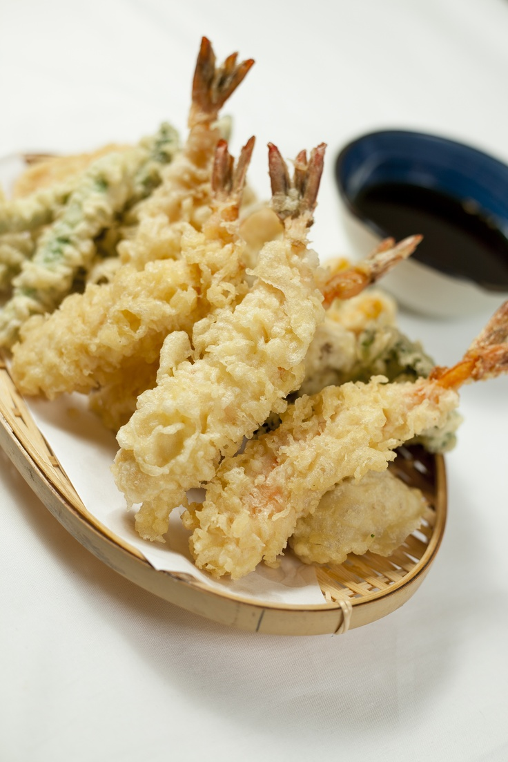 Tempura: allergic at times but my mom and I like eating this all the time!
