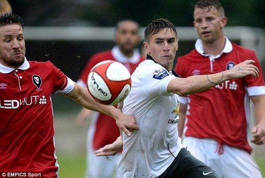 Friendly: Salford City 3-3 Manchester United U21s
