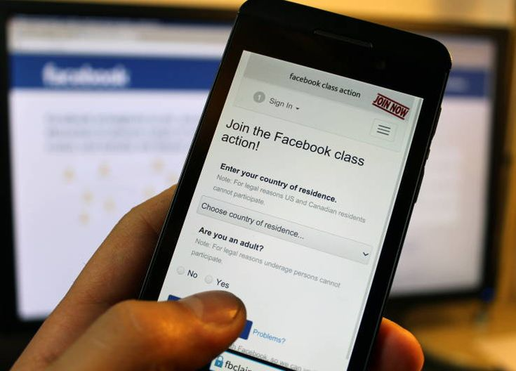 Facebook Hit With Class Action Lawsuit Over Alleged Privacy Violations
