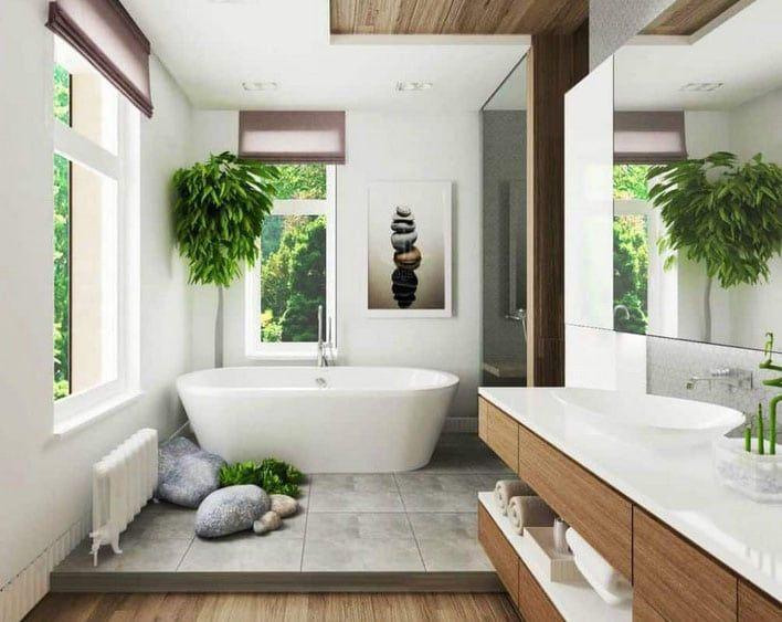 13+ Feng shui salle de bain ideas