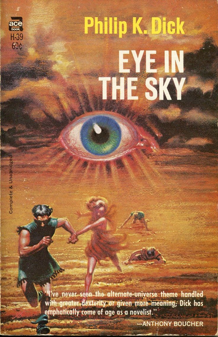 Eye In The Sky - Philip K. Dick
