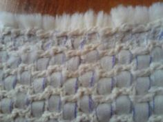 Полушубок, плетённый из меха. МК Инги. Обсуждение на LiveInternet - Российский Сервис Онлайн-Дневников