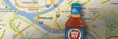 Make your own open pit bbq sauce Mmmmmm...