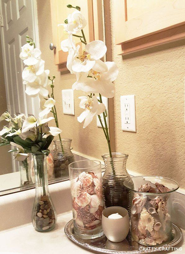 How To Make A Spa Bathroom Display On A 15 Budget Restroom