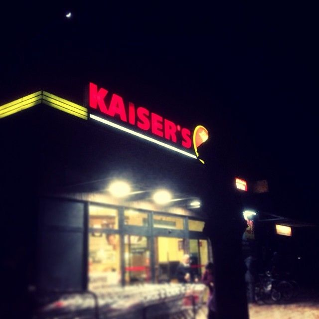 Supermarket in Berlin