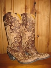 Old Gringo Linda boots! These are amazing.