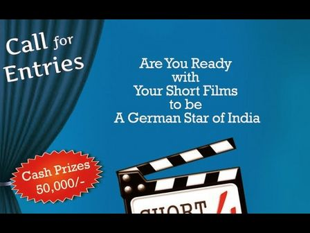 http://www.listfree.org/101578-short-takes-season-4-a-short-film-contest-for-indian-short-films-or-short-films-made-on-india.html - Short Takes is back with a bang in its 4th season this year. This hugely popular short film contest is organised every year by Pocket Films in association with the Indian Film Festival, Stuttgart Germany (earlier known as Bollywood and Beyond).The participants are in for a bonanza this year with a cash prize being introduced for the first time.