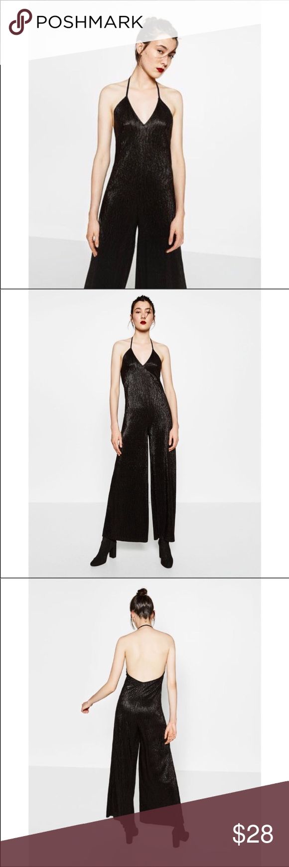 Zara jumpsuit never worn Zara Dresses Maxi