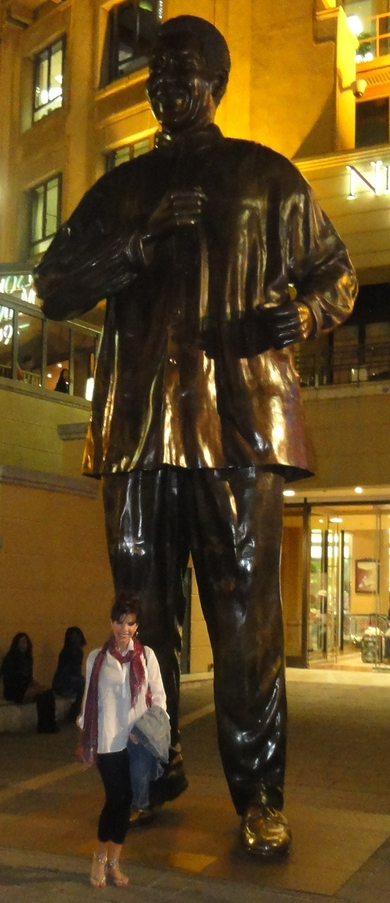 Johannesburg, Mandela Square - South Africa
