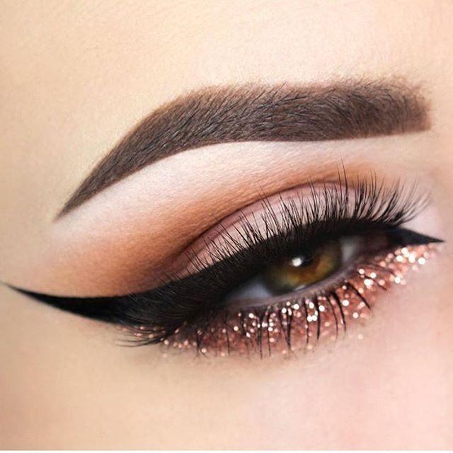 @anastasiabeverlyhills Beautiful look @giuliannaa BROWS: Dipbrow in Dark Brown