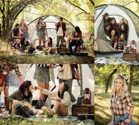 Neue Camping Fotografie Freunde Mädchen Fotoshooting 62 Ideen   – {camping} – #…