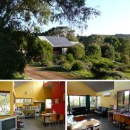 Gilge Getaway & Organic Farm Lowlands    Private accommodation situated in a secluded valley, on 68 acres between Albany and Denmark with views of the coastal dunes. Adjoining the Lowlands Nature Reserve, our accommodation has everything you need for a relaxing getaway.