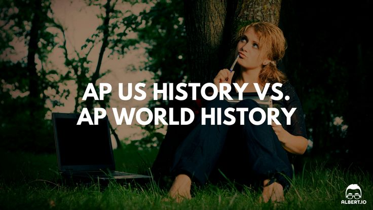 AP US History vs. AP World History: Which Should You Take? https://www.albert.io/blog/ap-us-history-vs-ap-world-history-which-should-you-take/