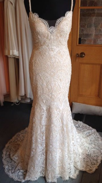Amazing gown Elise from Wtoo by Watters #wtoo #weddingdress #gracebridalboutique
