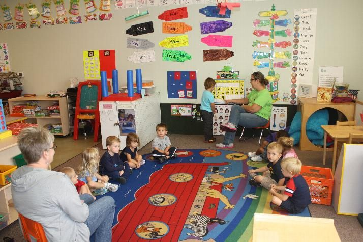 Ymca Child Care Standards