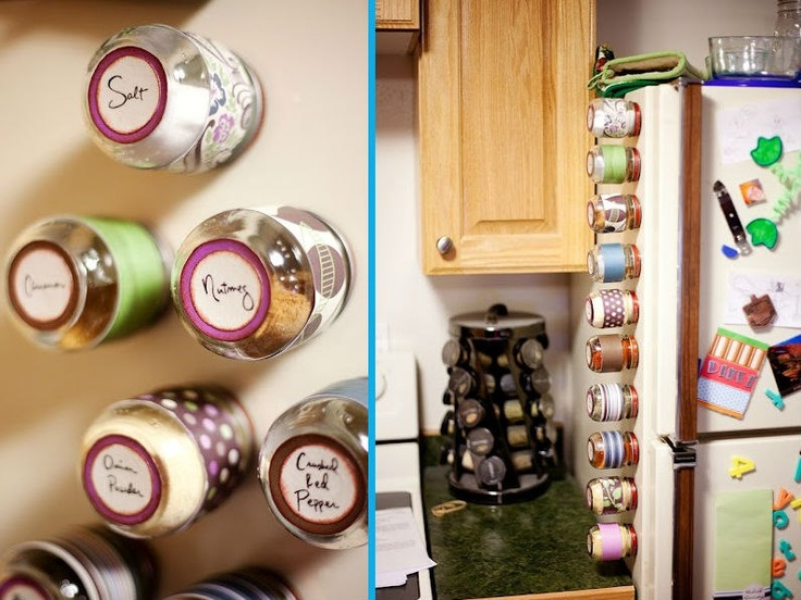 Oltre 25 fantastiche idee su porta spezie da cucina su - Spezie in cucina ...