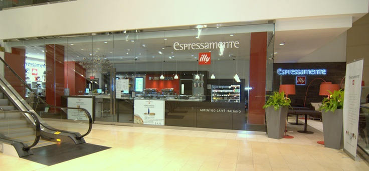 Standing apart from the rest, Espressamente Illy is in a class all its own.