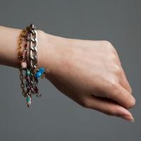 People of Tastes: Global  LUMINIS MAZOTA  #bracelet  #mazota  #luminis  #acc  #peopleoftastes  #antique  #gold  #chain