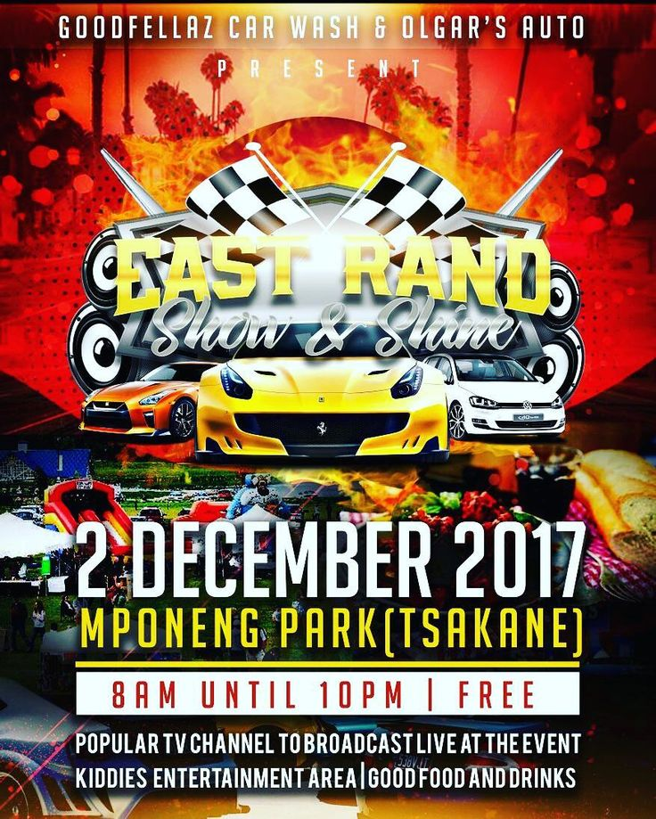 East Rand are you ready?