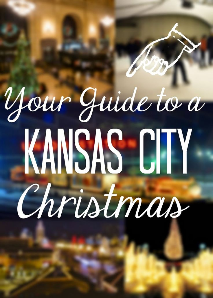 Your Guide to a Kansas City Christmas