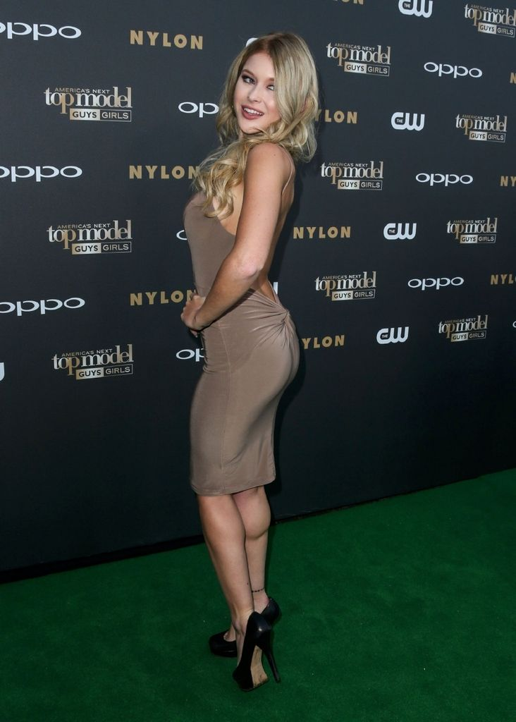 FunFunky.com Renee Olstead – America's Next Top Model Cycle 22 Premiere : Global Celebrtities (F) - Page 3