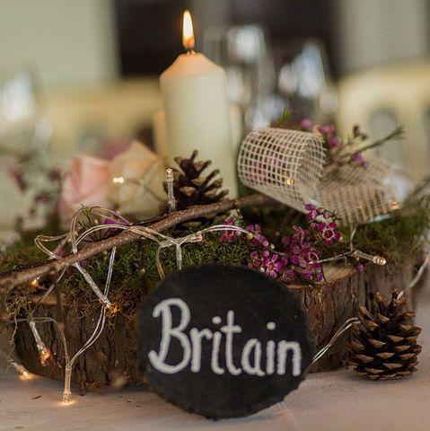 Rustic Woodland Wedding In Haworth By Paul Joseph Photography