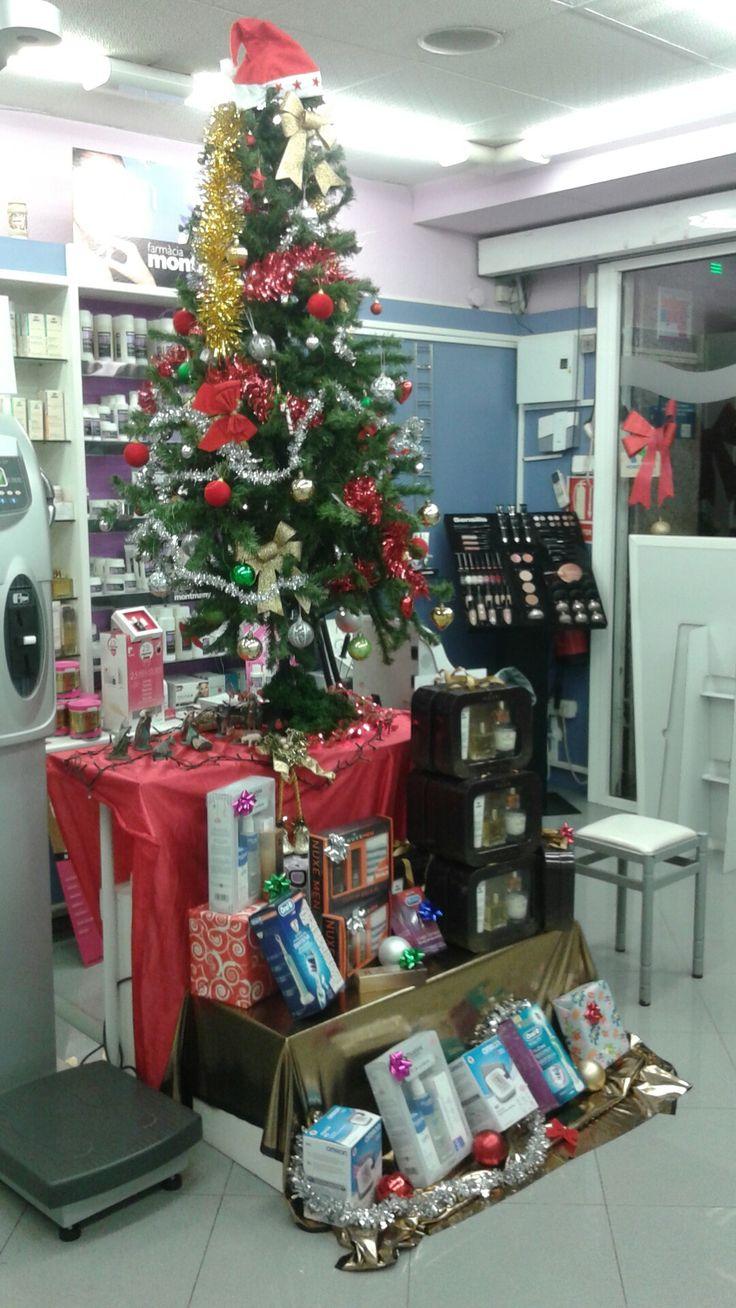Navidad #Farmacia Montmany