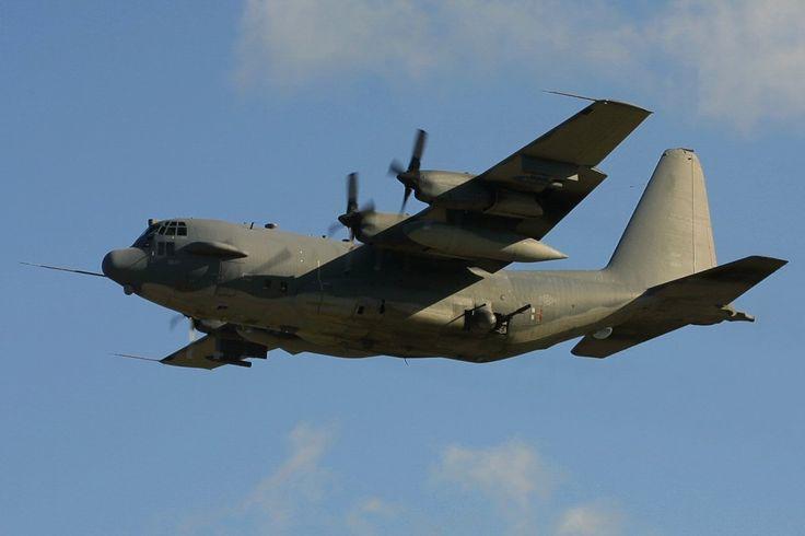 AC 130 Gunship Jet Aircraft HD Wallpaper | HDWalllpapers.com