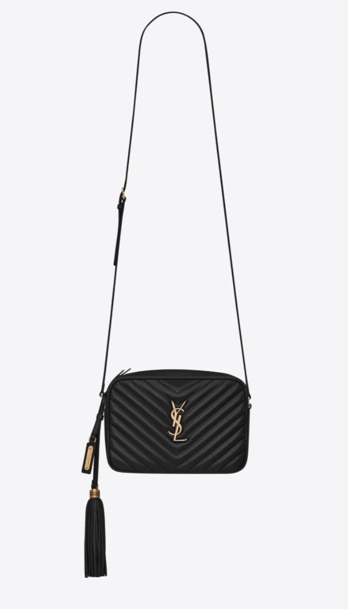 00eb56465c LOU camera bag in matelassé leather in 2019 | Bags | Bags, Ysl ...