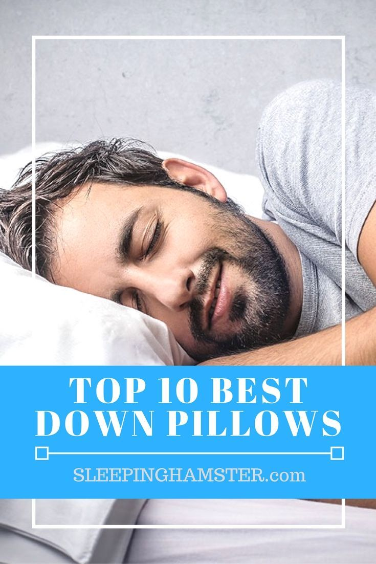Really comfortable down pillows that is worth a look