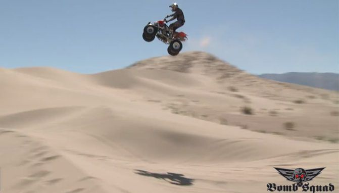 This is What Sending it Looks Like + Video - ATV.com