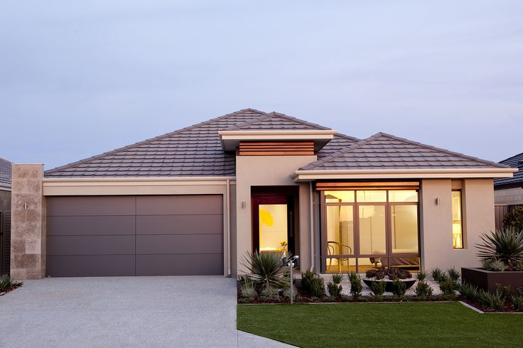 'The Riviera' By Home Group WA. 4 Bedroom, 2 Bathroom with designer kitchen #housedesigns #houseandland #Perth