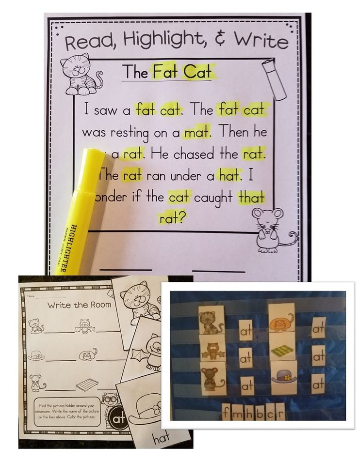25 best ideas about At word family on Pinterest  Kindergarten